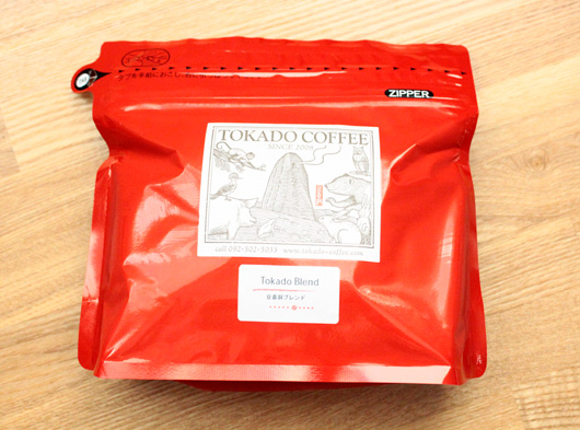 2013年焙煎の世界大会「World Coffee Roasting Championship2013」優勝のコーヒー店  『豆香洞』の豆香洞ブレンド