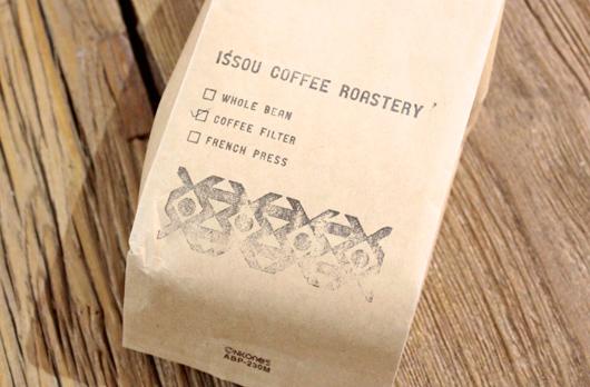 屋久島のコーヒー店 一湊珈琲焙煎所の  インドネシア ムンテドライミル