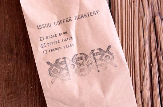 屋久島のコーヒー店 一層珈琲焙煎所のブラジル カクェンジ農園