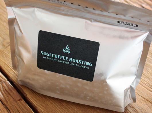 スギコーヒーロースティング(SUGI COFFEE ROASTING)のブラジル カルモデミナス セルトン