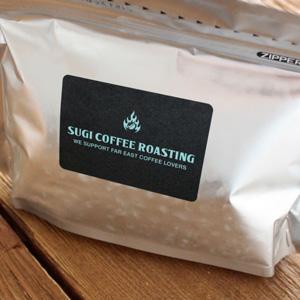 【愛知】スギコーヒーロースティングの  『ブラジル カルモデミナス セルトン』
