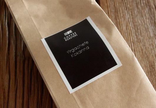 27 Coffee Roasters の「イルガチェフェ コカーナ」