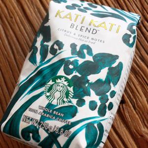 スターバックスコーヒーの『スターバックス カティ カティ ブレンド 』