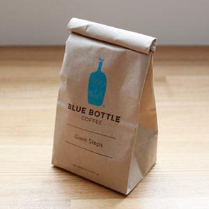 友人の友人からもらったブルーボトルコーヒーの『Giant Steps』