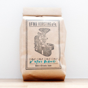 『IFNi ROASTING & CO.』のiFNi BLEND