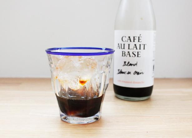 カフェ・ヴィヴモン・ディモンシュのカフェオレベース