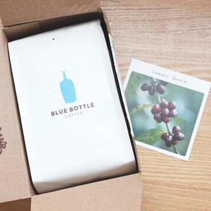 2015年7月に届いたブルーボトルコーヒーのブレンドは『SUMMER BERRIES』。