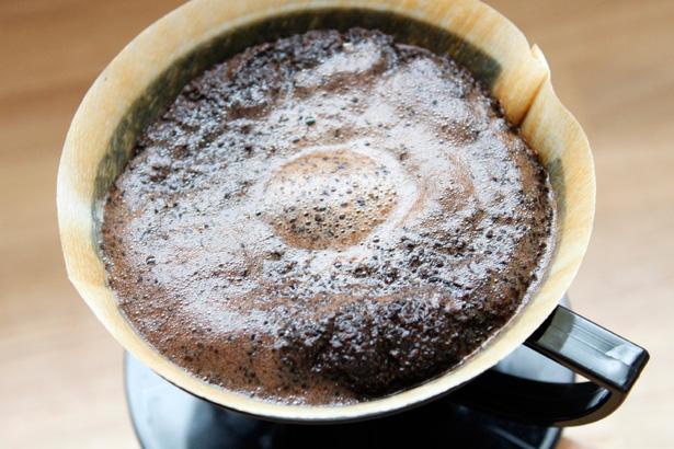 トモノウコーヒーのブラジル・バウ農園 自然完熟コーヒー