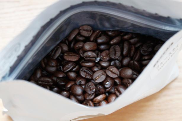 TABEI COFFEE(たべいコーヒー)の季節限定深煎ブレンド『ブルースカイ』