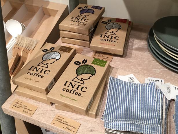 INIC coffee(イニック・コーヒー)の5秒でほっこり優しいソイラテ