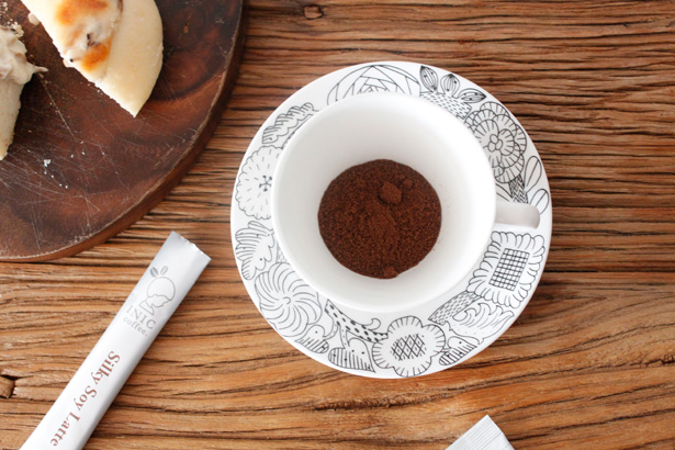 INIC coffee(イニック・コーヒー)の5秒でほっこり優しいソイラテ coffee