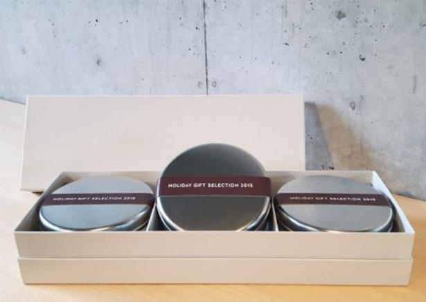ブルーボトルコーヒー ホリデービーンズセレクション 2015