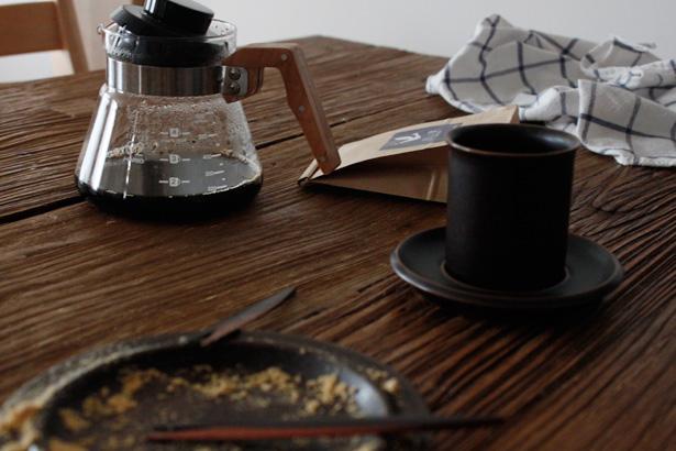 赤い実コーヒーの赤い実ブレンド