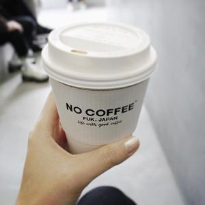 NO COFFEEがオープンしたので行って来ました。