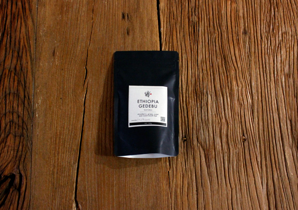 GLITCH COFFEE & ROASTERS の ETHIOPIA GEDEBU(エチオピア ゲデブ)NATURAL
