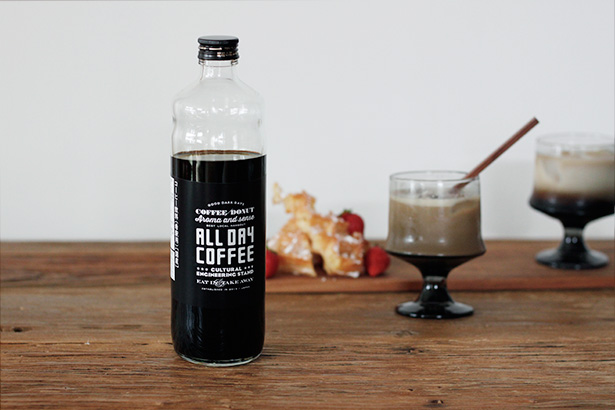 ALL DAY COFFEEのコーヒーミルクベース