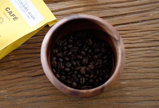 トモノウコーヒーのポッターズシティロースト