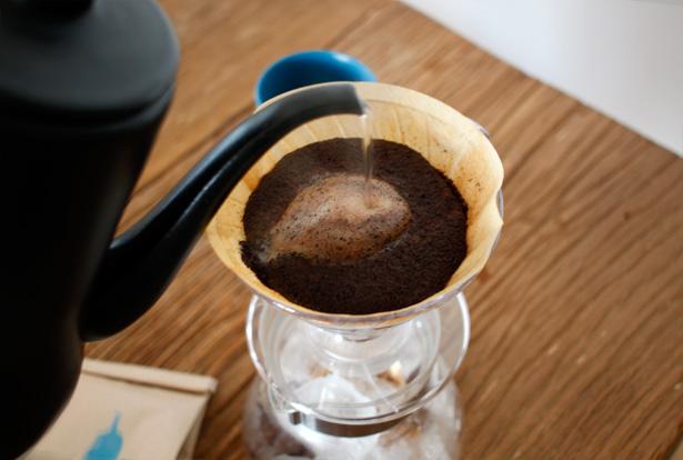 ブルーボトルコーヒーのブレンドジャイアント・ステップス