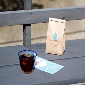 ブルーボトルコーヒーのブレンド3種コーヒー豆セット、楽天ネットショップから通販でお取り寄せ。