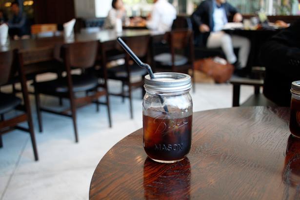 THE CITY BAKERY BAR & BURGER RUBIN(福岡)アイスコーヒー