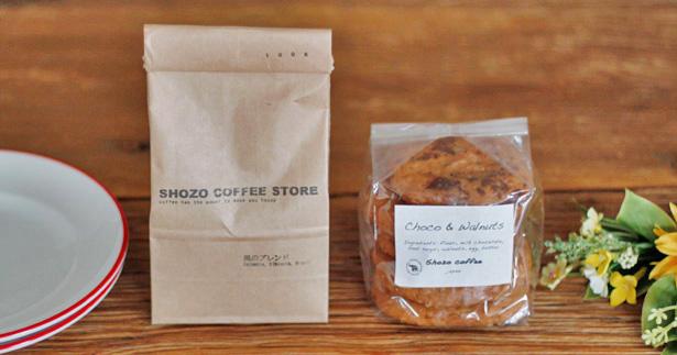 SHOZO COFFEE STORE  コーヒー『風のブレンド』と美味しい焼き菓子