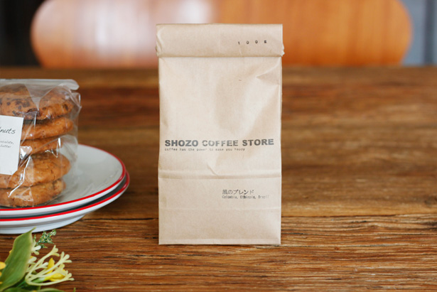 SHOZO COFFEE STORE 風のブレンド
