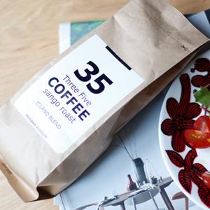 サンゴ再生活動に貢献!サンゴロースト35コーヒーのアイランドブレンド