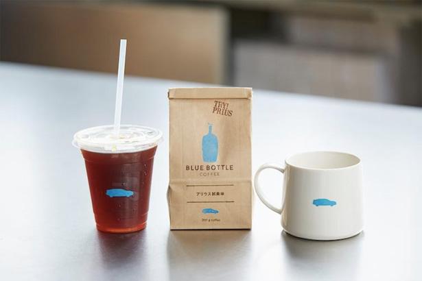 ブルーボトルコーヒー × TOYOTA オリジナルマグカップ