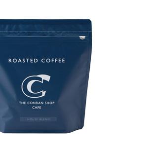 THE CONRAN SHOP(ザ・コンランショップ)から、コーヒー豆が新たに発売されてる。