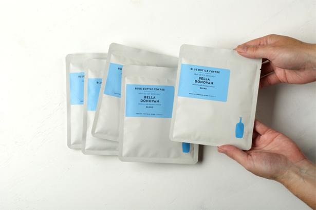ブルーボトルコーヒー 鮮度をしっかり保ったコーヒー粉