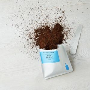 ブルーボトルコーヒーから、鮮度をしっかり保ったコーヒー粉が発売されるようです。