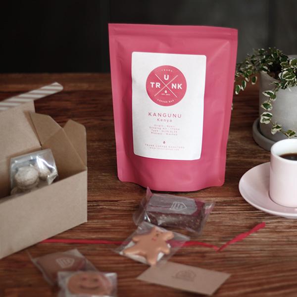 TRUNK COFFEE(トランクコーヒー)のケニア、カングヌファクトリー。