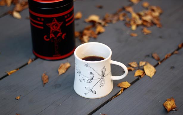 カフェーパウリスタ 森のコーヒー