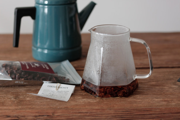 COFFEE COUNTYのCASCARA de Geisha