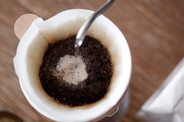 無印良品 『Cafe & Meal MUJI オリジナルブレンドコーヒー豆』 ドリップ