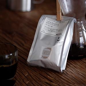 無印良品の、『Cafe & Meal MUJI オリジナルブレンドコーヒー豆』飲んでみました。