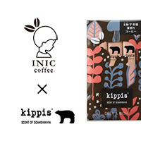 kippis® × INIC Coffee 北欧コーヒー
