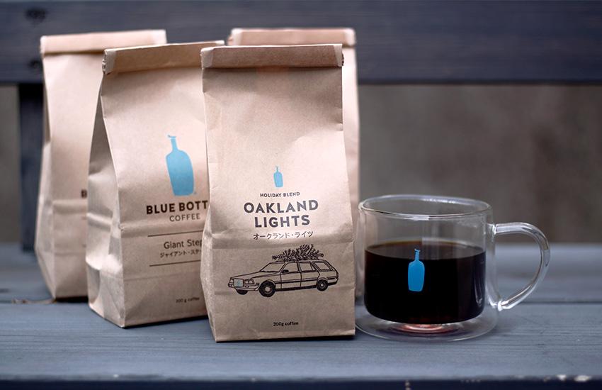 2017年 ホリデーシーズン限定ブレンド  ブルーボトルコーヒーの『オークランド・ライツ』