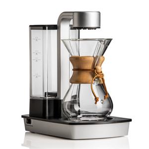 Chemex(ケメックス)からコーヒーメーカー『Ottomatic』が登場!