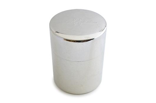 「CINQ」オリジナルのコーヒー缶