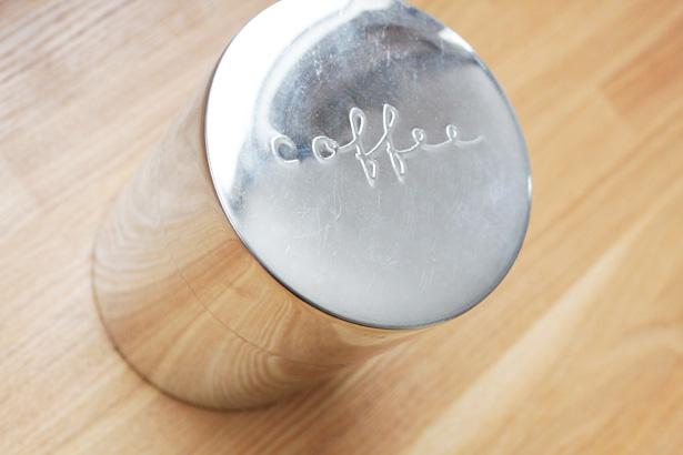 CINQ(サンク)のコーヒー缶