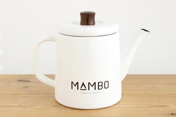 "LEEマルシェ10周年記念 野田琺瑯×CLASKA Gallery & Shop ""DO"" MAMBOのポトル"