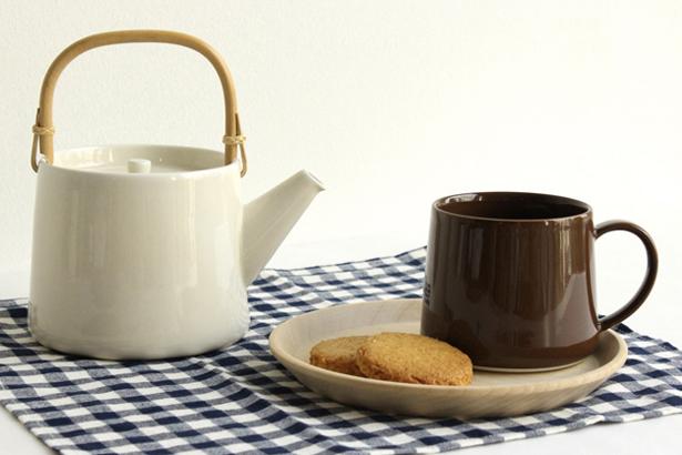 ドーのマグカップ スリム『チョコレートブラウン』
