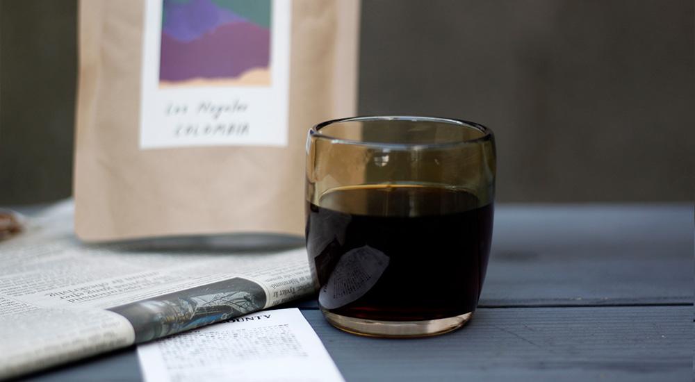 COFFEE COUNTY コロンビア『Los Nogales』
