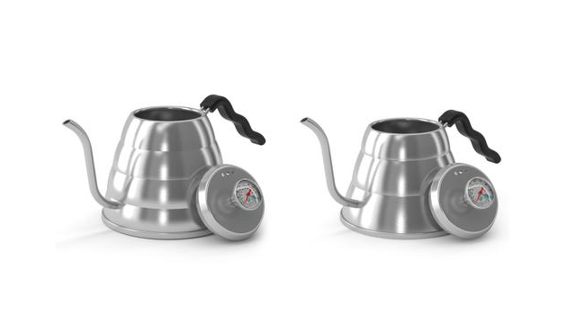 COFFEE GATOR コーヒーゲーター POUR OVER Coffee Kettle Built-in Thermometer プアオーバーコーヒーケトル 温度計付き
