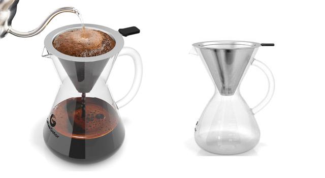 COFFEE GATOR コーヒーゲーター Pour Over Coffee Maker プアオーバーコーヒーメーカー