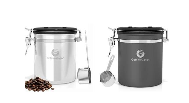 COFFEE GATOR コーヒーゲーター コーヒーキャニスター