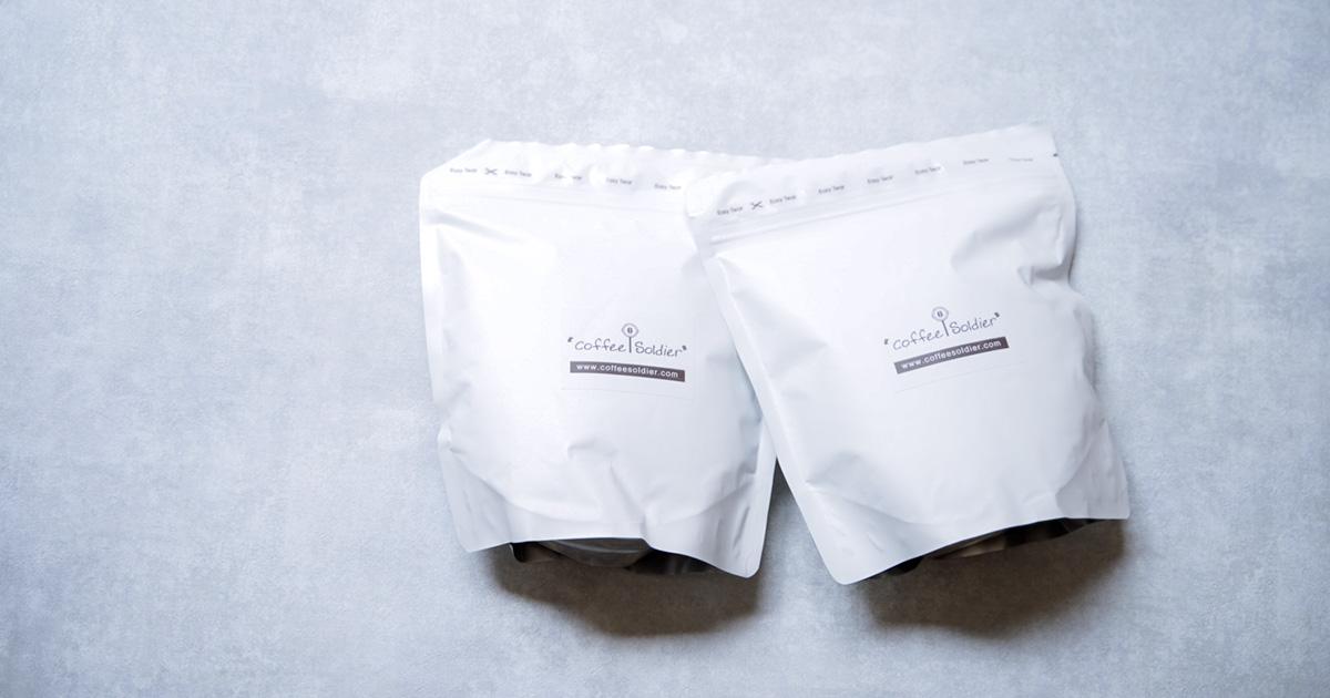 Coffee Soldier(コーヒーソルジャー) ケニア キアンジュキ