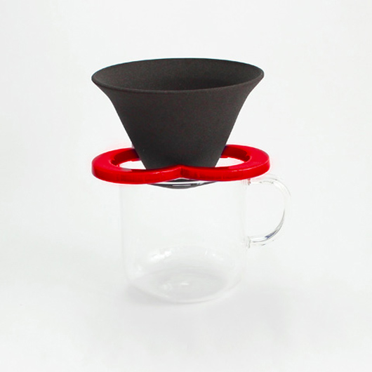 Coffe hat(カフェハット)赤