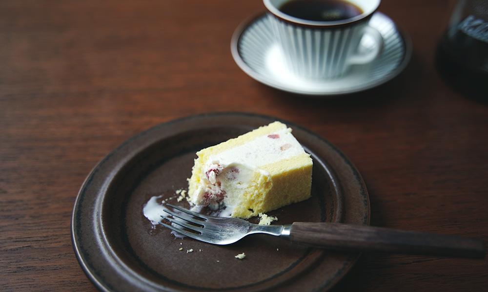 コールド・ストーンのクリーマリー プレミアムパレットアイスケーキサンド